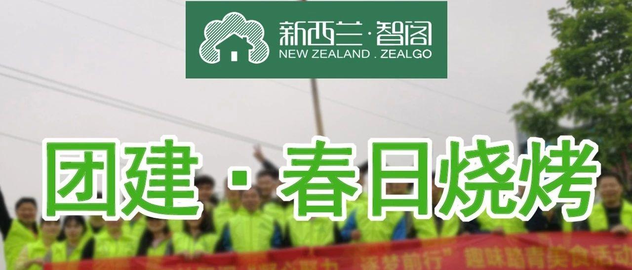 新西兰智阁丨团建·春日烧烤
